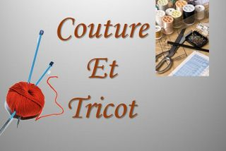 Couture - Tricot